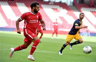 بمشاركة «صلاح».. ثنائية البديل بروستر تمنح ليفربول التعادل أمام سالزبورج