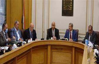 تجارية القاهرة تناقش آليات ضبط الأسواق والتعاون مع الجهات المعنية | صور