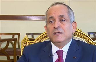 سفير الأردن بالقاهرة: «القمة الثلاثية» أكدت رفض التدخلات في الشئون العربية | فيديو