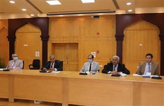 القطاع الطبي بجامعة الأزهر يوافق على إنشاء مركز للأبحاث العلمية