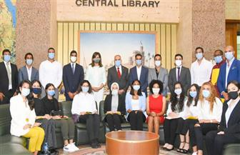 «الري والهجرة» تنظمان ندوة حوارية لشباب المصريين بالخارج حول جهود إدارة ملف المياه وسد النهضة| صور