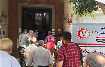 انطلاق انتخابات الأطباء البيطريين| صور