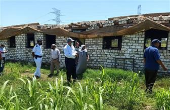 محافظ أسيوط: تنفيذ قرارات إزالة بحي شرق خلال حملة بقيادة السكرتير المساعد | صور