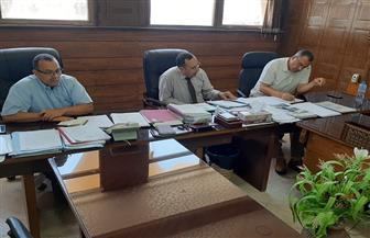 محافظ شمال سيناء يؤكد أهمية التحول الرقمي قبل بداية العام الدراسي الجديد | صور