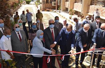 رئيس جامعة الإسكندرية يفتتح عدة معامل ووحدة الميكروسكوب بكلية العلوم| صور