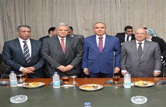 الأهرام تتعاقد مع مياه شرب القاهرة لتنفيذ مشروع التحول الرقمي.. و 700% زيادة في حجم التعاقد| صور