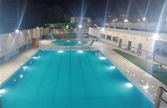 """""""الشباب والرياضة"""" تعلن دخول حمام سباحة جديد للمشروعات الاستثمارية بمركز شباب أبوتيج   صور"""