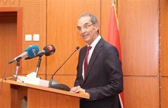 وزير الاتصالات: إطلاق 70 خدمة حكومية رقمية على منصة مصر الرقمية بشكل تجريبي | صور