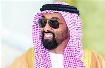 طحنون بن زايد يستقبل وزير الخارجية الأمريكي ويشيد بمعاهدة السلام بين الإمارات وإسرائيل