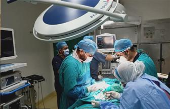 معهد ناصر يجري لطفلين جراحتين معقدتين.. تعرف عليهما| صور
