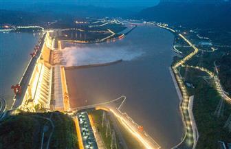 خزان الخوانق الثلاثة حماية لنهر اليانغتسي الصين