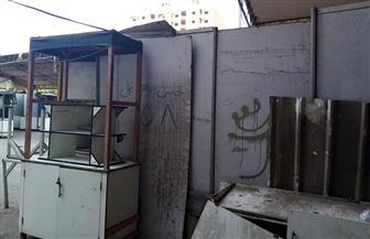 """محافظة القاهرة ترد على تحقيق """"بوابة الأهرام"""" """"هنا كان سوق الترجمان"""": لدينا خطة للتعامل مع الباعة الجائلين"""