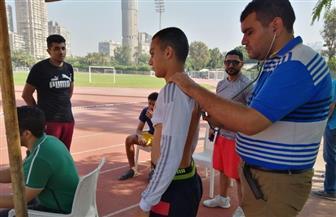 انطلاق فعاليات برنامج التأهيل للكليات العسكرية بمركز شباب الجزيرة | صور