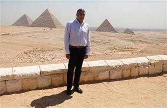 الأمين العام لمنظمة السياحة العالمية يدعو شعوب العالم لزيارة مصر| صور