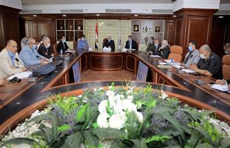 الموافقة على 88 طلب تقنين  جديدا لأراضي أملاك الدولة في بني سويف | صور