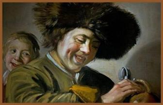 سرقة لوحة «صبيان يضحكان» للفنان الهولندي فرانس هالس للمرة الثالثة