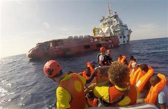 فنان الشارع البريطاني بانكسي يساعد سفينة إنقاذ للاجئين في البحر المتوسط