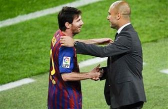 تقارير: ميسي أبلغ جوارديولا قبل أيام برحيله عن برشلونة