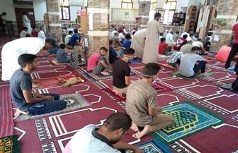 588 مسجدا بشمال سيناء يستقبل المصلين بعد عودة صلاة الجمعة إلى المساجد |صور