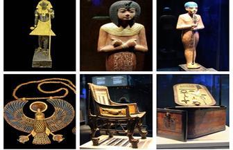 الانتهاء من ترميم القطع الأثرية الخاصة بالملك توت عنخ آمون بالمتحف الكبير