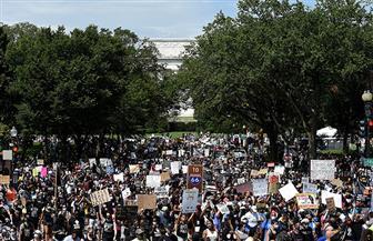 في ذكرى «حلم» لوثر كينج.. تظاهرة حاشدة في واشنطن ضد العنصرية