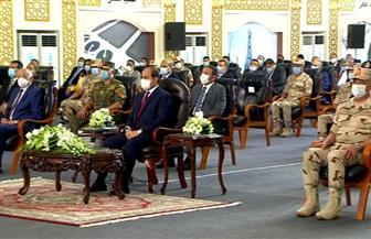 الرئيس السيسي يوجه بالاهتمام بصيانة المشروعات التي يتم تنفيذها