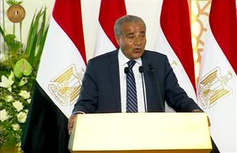 وزير التموين: صومعة غلال برج العرب بسعة تخزينية تبلع 90 ألف طن