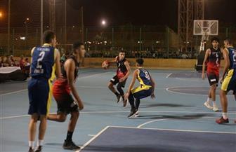 الأهلي يواجه الزمالك على لقب بطولة الجمهورية لناشئي السلة تحت 18 عاما