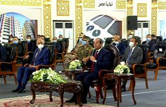 الرئيس السيسي: يجب الحفاظ على صيانة محطات المياه والصرف الصحي حتى تستمر في العمل بكفاءة