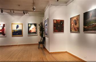 وزارة الثقافة تتيح معرض «رحلتي» للفنان راغب إسكندر «أون لاين»