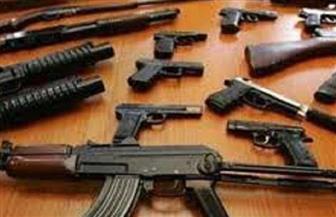 ضبط 205 أسلحة نارية و204 قضايا مخدرات في حملات أمنية بالمحافظات