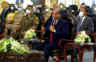 الرئيس السيسي للمصريين: «علموا أولادكم التخصصات الحديثة ولا تقلقوا لأنها مطلوبة في سوق العمل»
