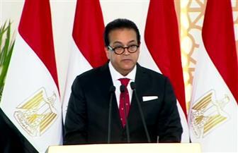 عبد الغفار: البرامج الدراسية بالجامعات الأهلية الجديدة تتماشى مع أحدث البرامج التعليمية في الخارج