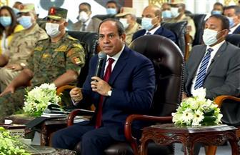 الرئيس السيسي: المرحلة الحالية تتطلب السماح بالبناء تحت إشراف الدولة