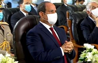 """نائب بـ""""الشيوخ"""": رسائل الرئيس السيسي في افتتاحات محور المحمودية صارمة"""
