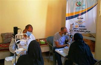 محافظ سوهاج: انطلاق قافلة طبية لعلاج العيون وأمراض الشبكية بالمجان في 15 قرية | صور