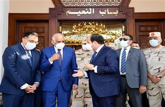 الرئيس السيسي: أسجل تقديري واحترامي لوعي المصريين