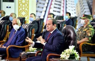 """محافظ الإسكندرية: """"المحمودية"""" ليس مجرد ناقلا للحركة.. ولكنه محور تنموي مهم جدا"""