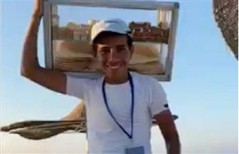 إبراهيم صاحب الـ 99% بالثانوية العامة من بائع فريسكا إلى منحة بطب الإسكندرية ودعم بعشرات الآلاف  فيديو