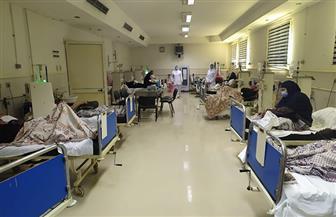 تقديم خدمة الغسيل الكلوي لأكثر من 3000 مريض خلال العيد بالدقهلية | صور