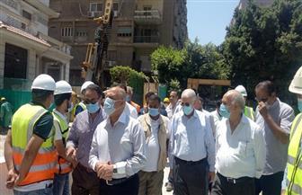 وزير النقل: تنفيذ المرحلة الرابعة من الخط الثالث بأياد مصرية للمرة الأولى في تاريخ مشروعات مترو الأنفاق| صور