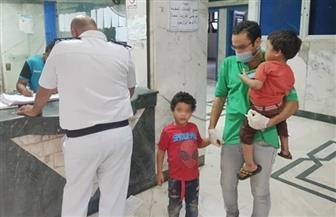 """التضامن: فريق """"أطفال بلا مأوى""""  ينقذ طفلين وينقلهما لدار رعاية"""