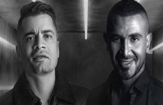 أغنية «100حساب»  لـ أحمد سعد وحسن شاكوش تقترب من 3 ملايين مشاهدة