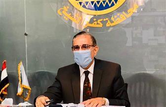 محافظ كفرالشيخ يصدر قرارا بانصراف نصف قوة العمل من المصالح الحكومية