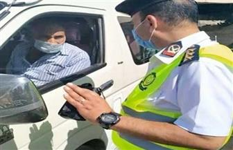 """اتخاذ الإجراءات القانونية ضد 1349 سائق نقل جماعي بسبب """"الكمامة"""""""