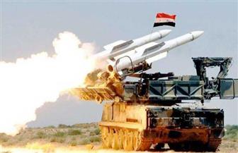 """الدفاعات الجوية السورية تتصدى """"لأهداف معادية"""" في سماء دمشق"""
