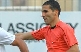 محمود ناجي حكما لمواجهة الجونة والزمالك في الدوري