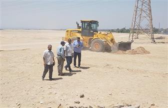 محافظ أسيوط: استرداد 425 فدانا و10813 متر أملاك دولة خلال حملة لتنفيذ 98 قرار إزالة |صور