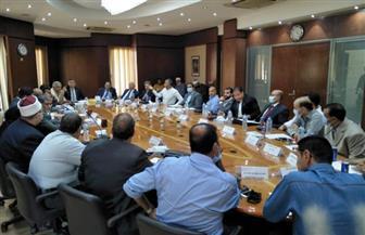 مجلس أمناء 6 أكتوبر الجديدة يعقد اجتماعا لبحث تنفيذ الخدمات والأنشطة الملحة بالمدينة لخدمة السكان
