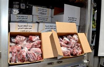 الأوقاف توزع اليوم 6 أطنان لحوم أضاحي بمحافظتي السويس وكفر الشيخ